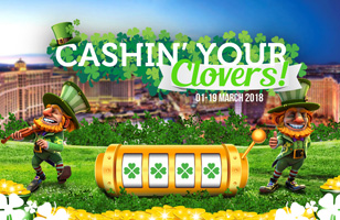 cashin your clovers