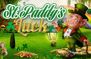 st paddy's luck